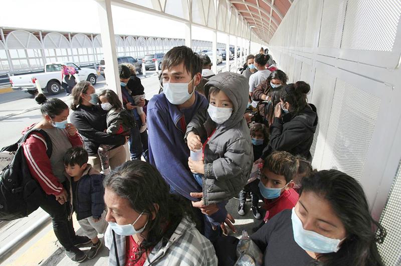Ante explosivo aumento de la migración Unicef pide más albergues en México