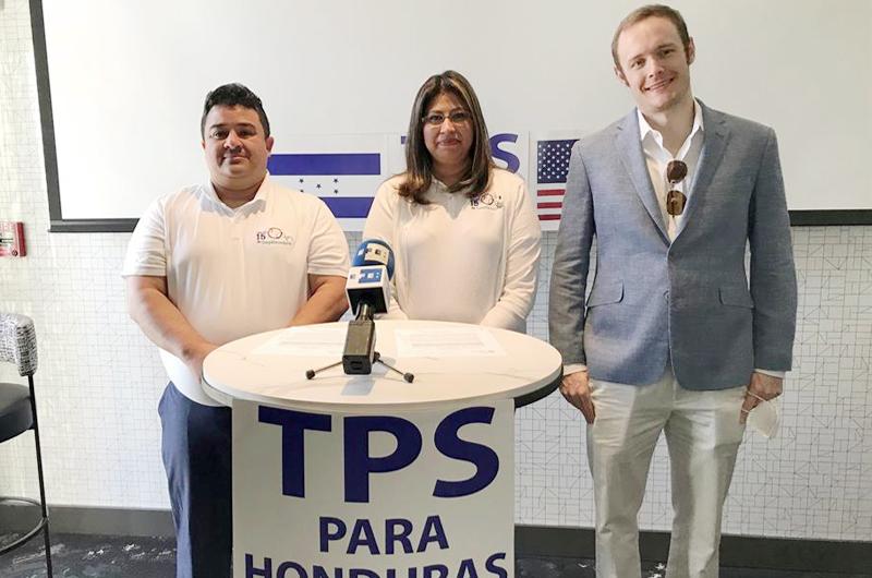 Migrantes hondureños piden un nuevo TPS como antídoto a las caravanas