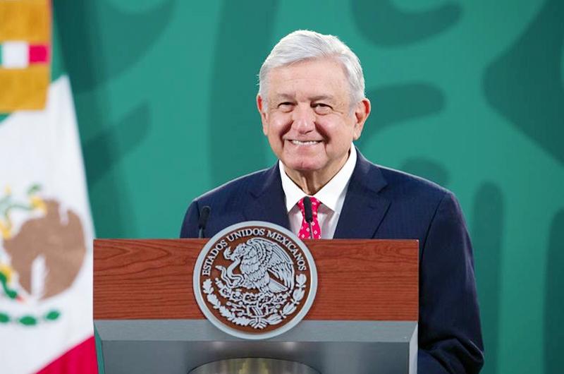 """López Obrador dice coincidir con los """"planteamientos principales"""" de Biden"""