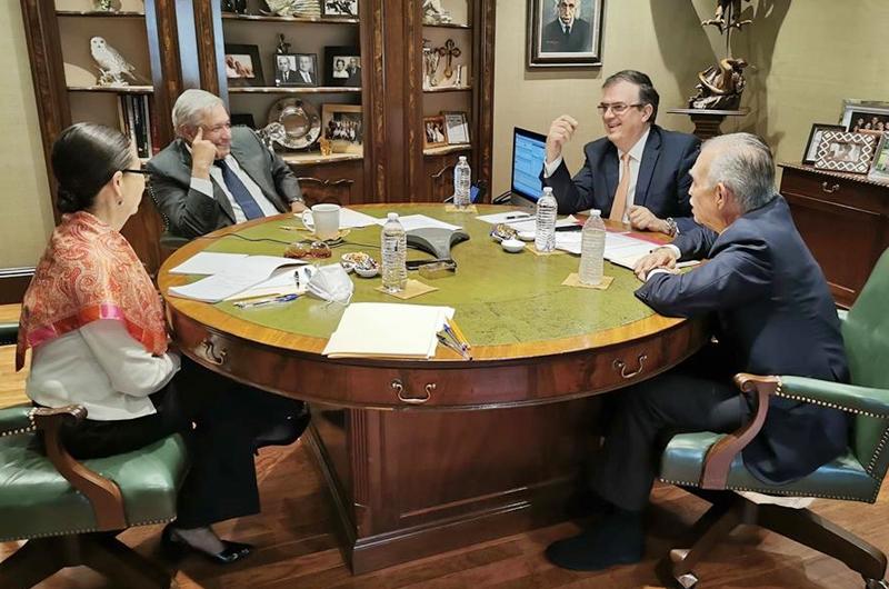 López Obrador y Biden sostienen su primera conversación como jefes de Estado