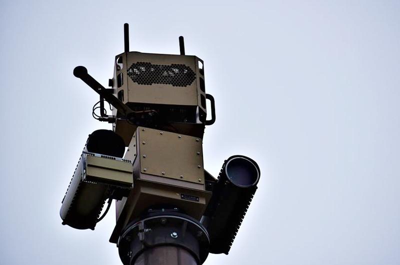 """En la frontera con México, EE.UU. erige con tecnología un """"muro virtual"""""""