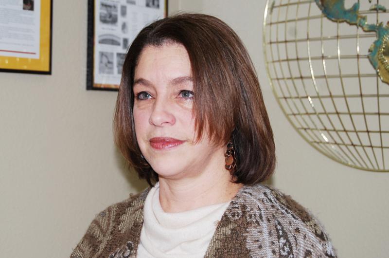 Wendy Losada, una luchadora sin tregua contra la violencia doméstica