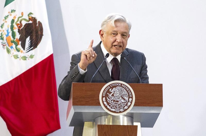 México se apega al principio constitucional  de no intervención: López Obrador