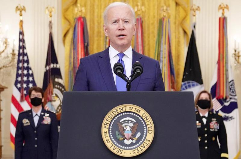 """El presidente Biden pide al Tribunal Supremo que  desestime apelación de """"Carga pública"""""""