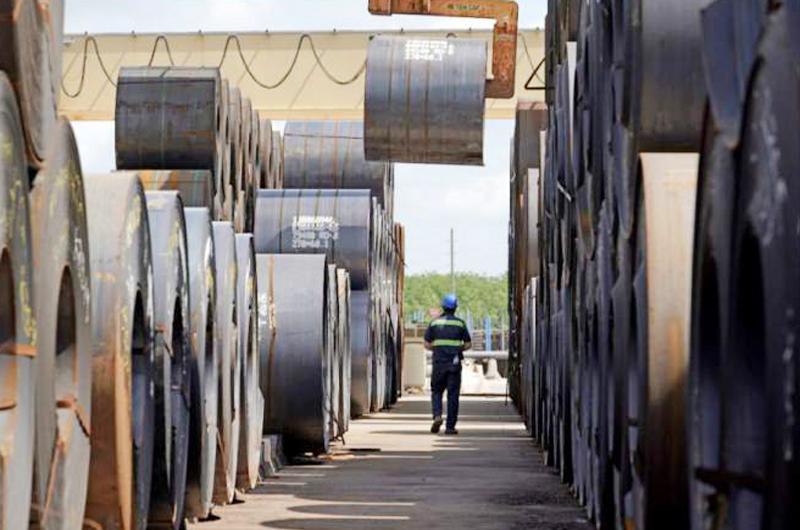 México reactiva arancel a importaciones de acero