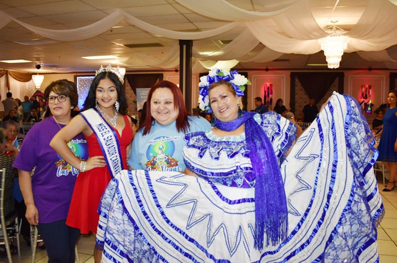 'Amigos Salvadoreños de Las Vegas', enamorados de su cultura