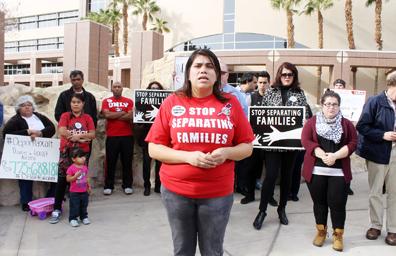 Intenta procurador de Nevada detener acción ejecutiva migratoria