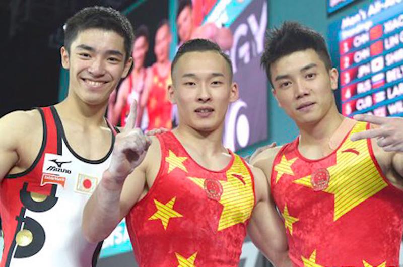 Medidas sanitarias impiden a gimnastas chinos competir en Copa del Mundo