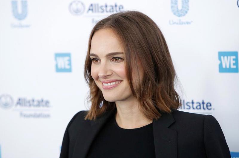 Funda Natalie Portman un equipo de fútbol femenino