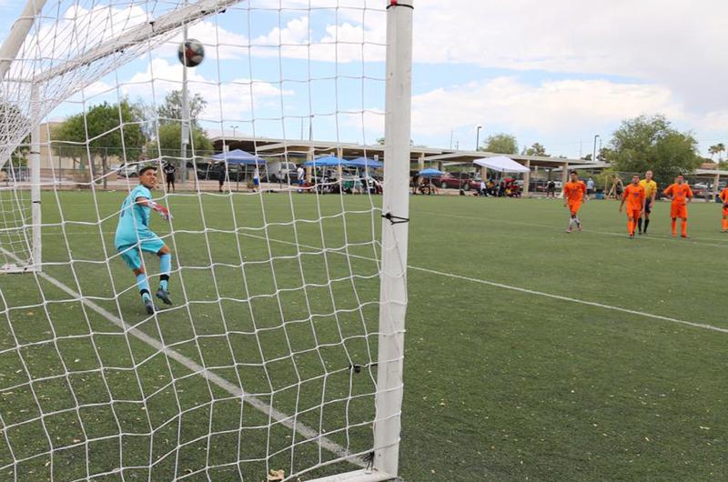 Crece la tensión en Las Vegas Major Soccer League