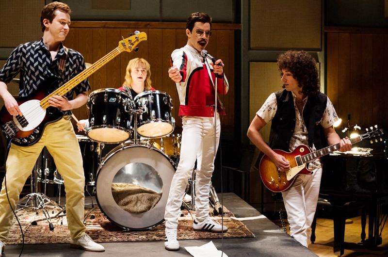 """""""Bohemian Rhapsody"""", el filme biográfico más taquillero de la historia"""