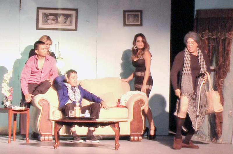 Teatro Inarte... lo mejor de su arte para la comunidad