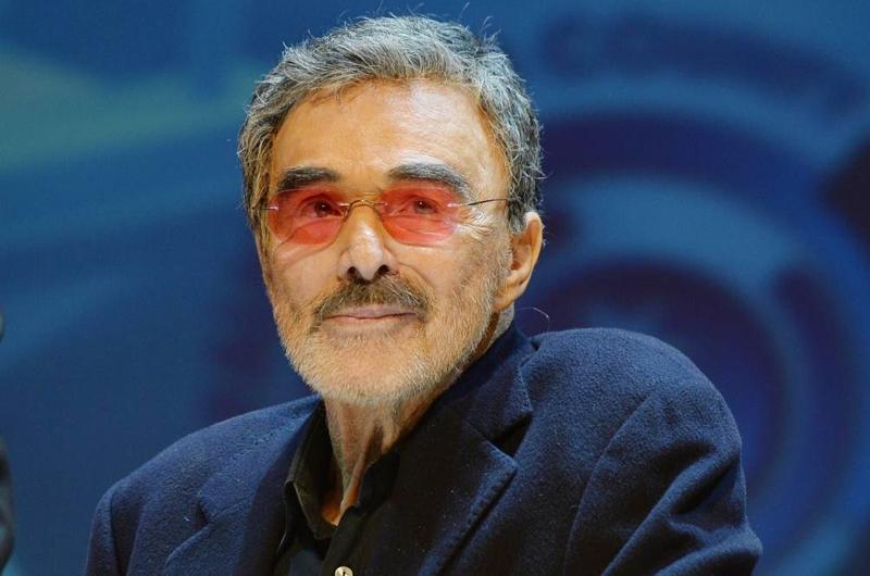 Falleció el actor Burt Reynolds a los 82 años
