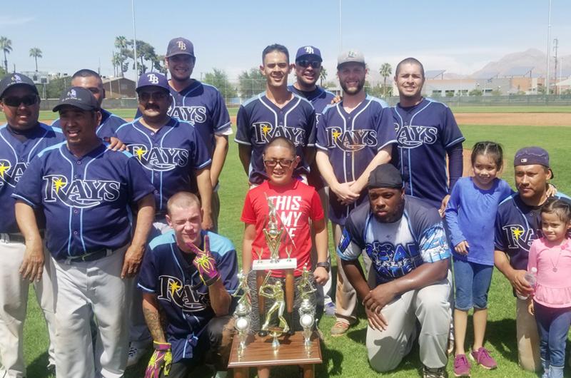 Las Vegas Baseball League: Dos finales no aptas para cardíacos