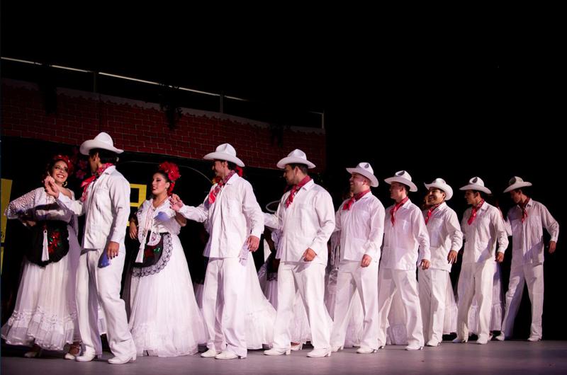Llega el estremecedor 'Tierra mestiza y bravía' con el Ballet Folklórico Izel
