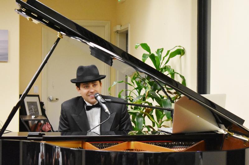 Regresa a Las Vegas el pianista Antonio Carnota