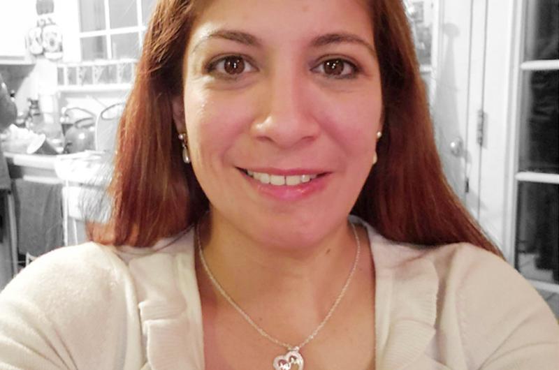 """""""Frente a los obstáculos...  más educación"""": Malolis Martínez"""