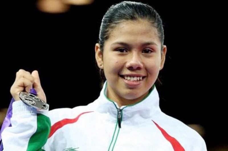 Mexicana Briseida Acosta se instala con presea en Mundial de Taekwondo