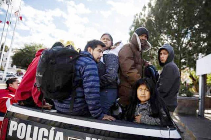 Autoridades quieren garantizar derecho a  identidad a migrantes y repatriados