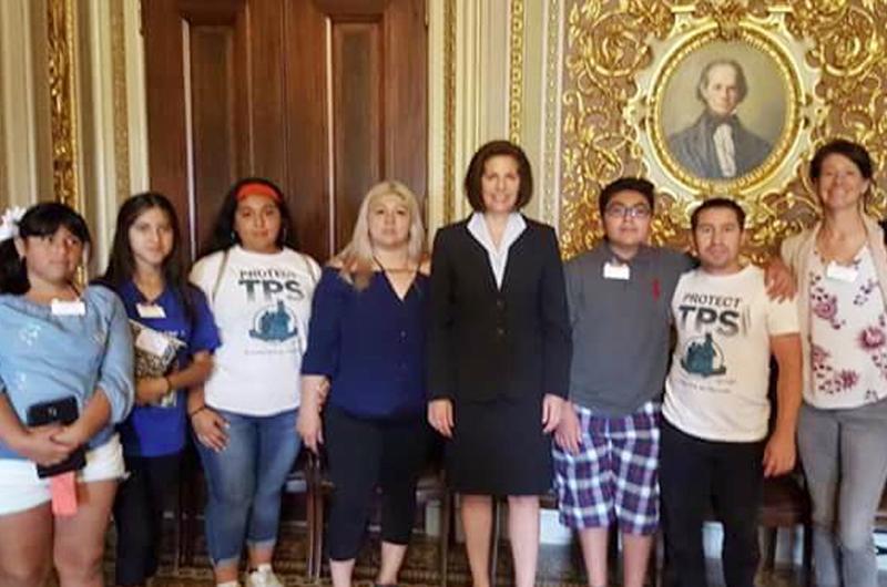 'Tepesianos' de LV en Washington, DC buscan hacer valer sus derechos