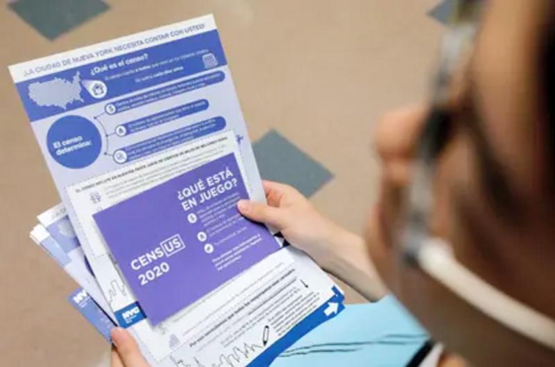 El Censo 2020 no admite demora... a participar