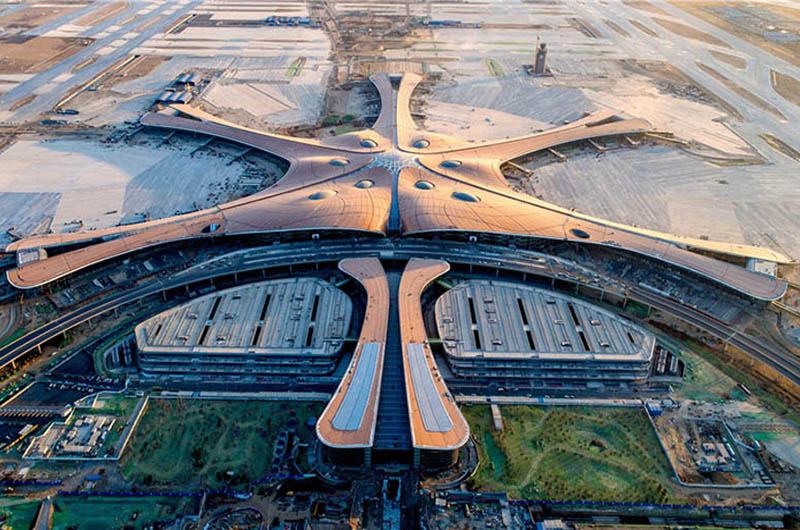 China concluye construcción de nuevo aeropuerto internacional de Beijing