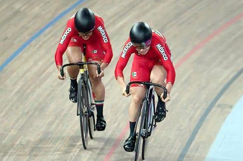 Cerró México con oro en el Panamericano de Ciclismo en Bolivia