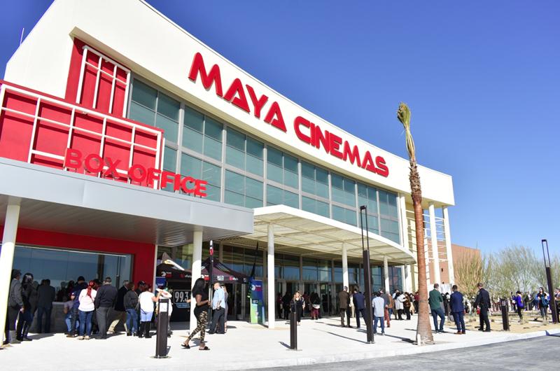 Inauguraron Maya Cinemas... Una hermosa realidad en North Las Vegas