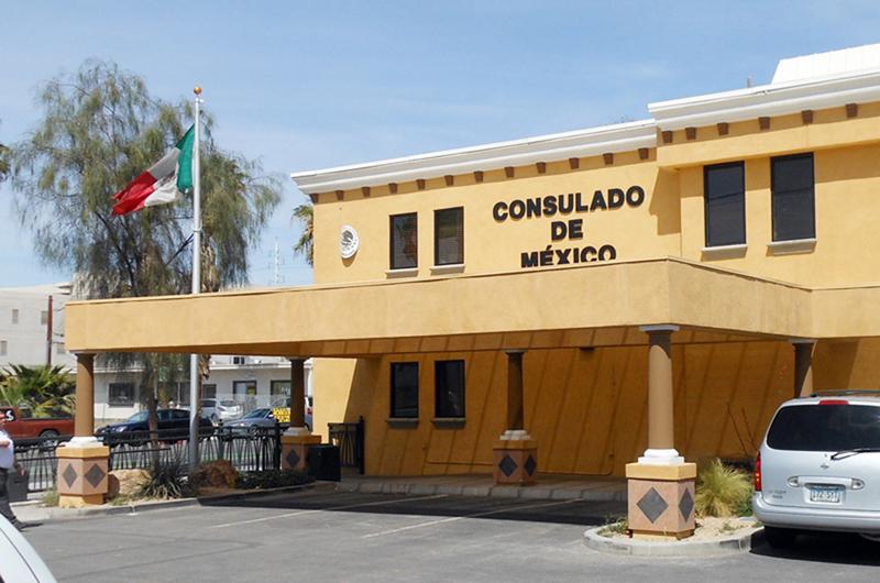 Consulado de México ofrece números telefónicos para diferentes trámites