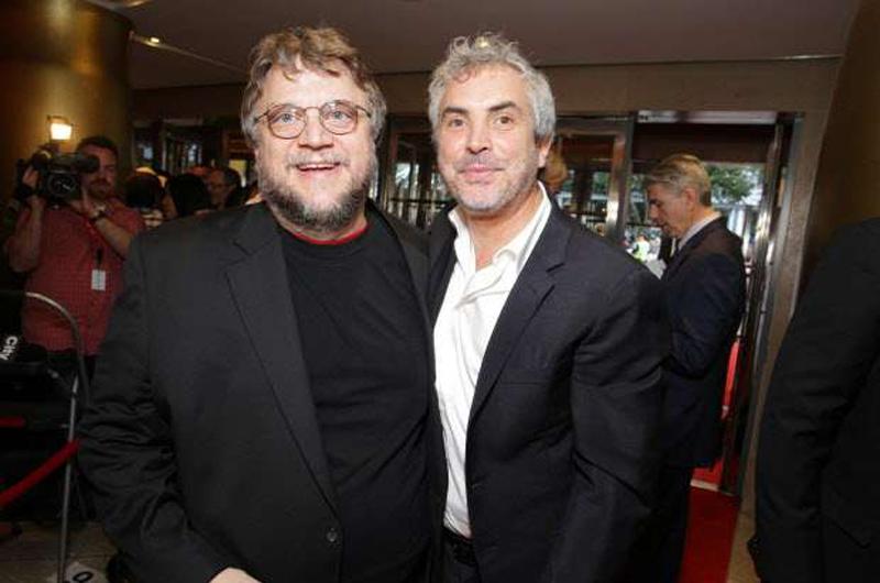 Cuarón y del Toro manifiestan desacuerdo con los Oscar