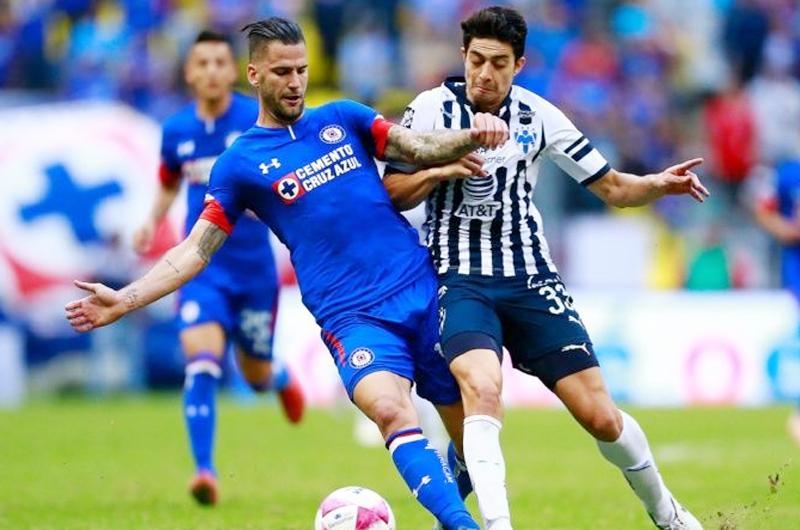 Con diversas ausencias, Cruz Azul visitará a Monterrey