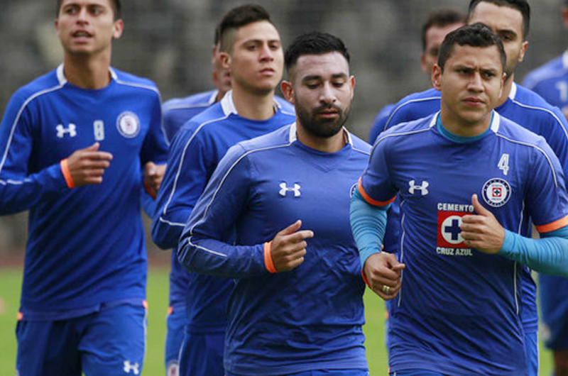 Cruz Azul cuenta con el mejor plantel de la Liga, afirma Julio Domínguez