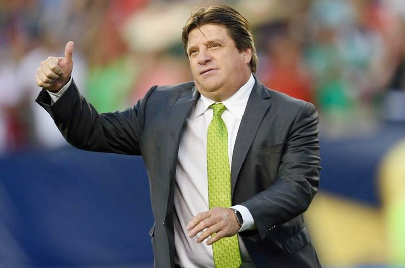 Herrera asegura que éxito al frente del América es por sus jugadores