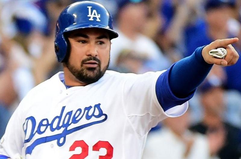 Adrián González atesora la historia de los Dodgers