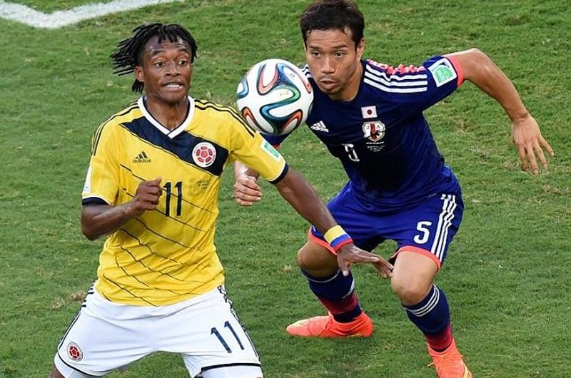 Colombia quedó fría con la derrota 2-1 frente a Japón
