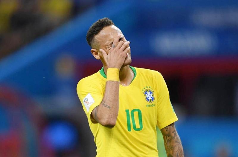 Neymar se pierde la Copa América