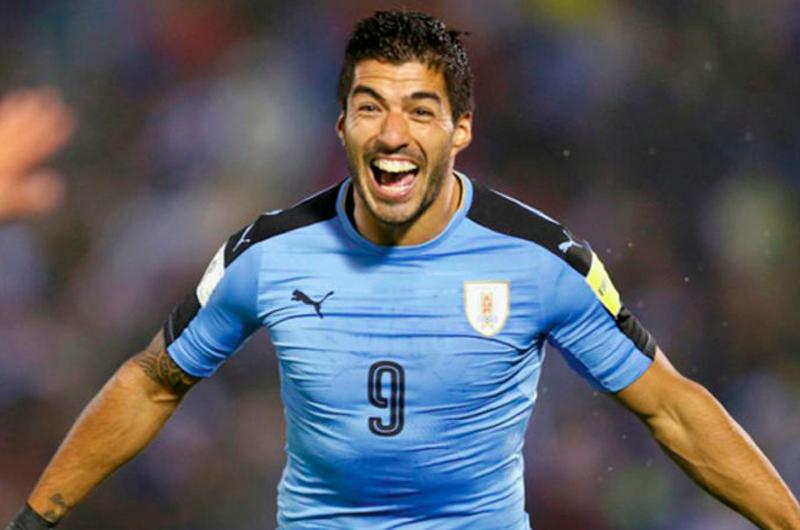 Uruguay le pega 3-0 a Rusia y termina como líder invicto del Grupo A