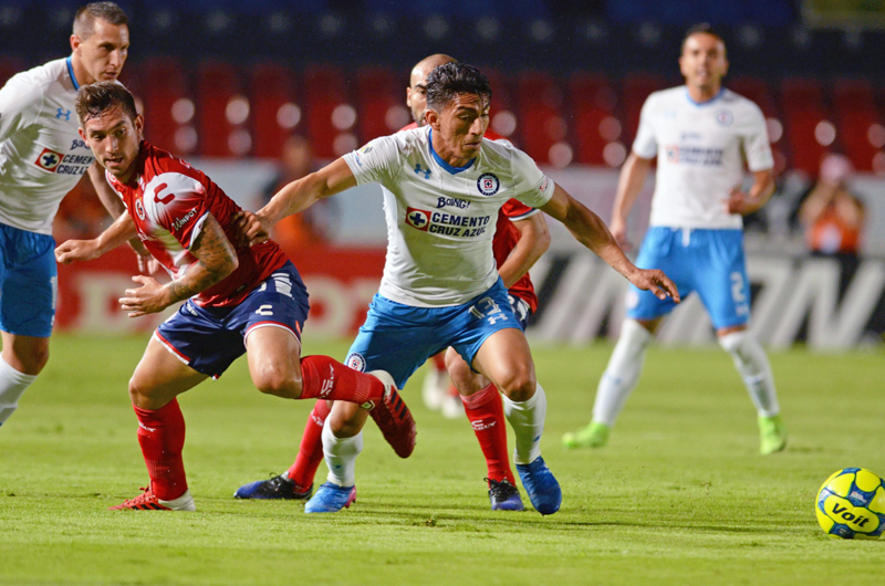 Como compañeros, en Cruz Azul respaldarán a jugadores de Veracruz