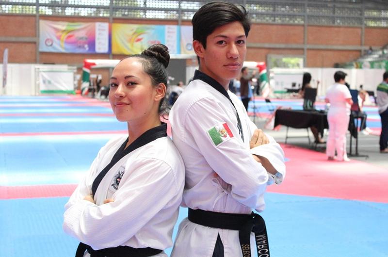 Taekwondoínes Ibáñez y Arroyo van a Roma a hacer historia