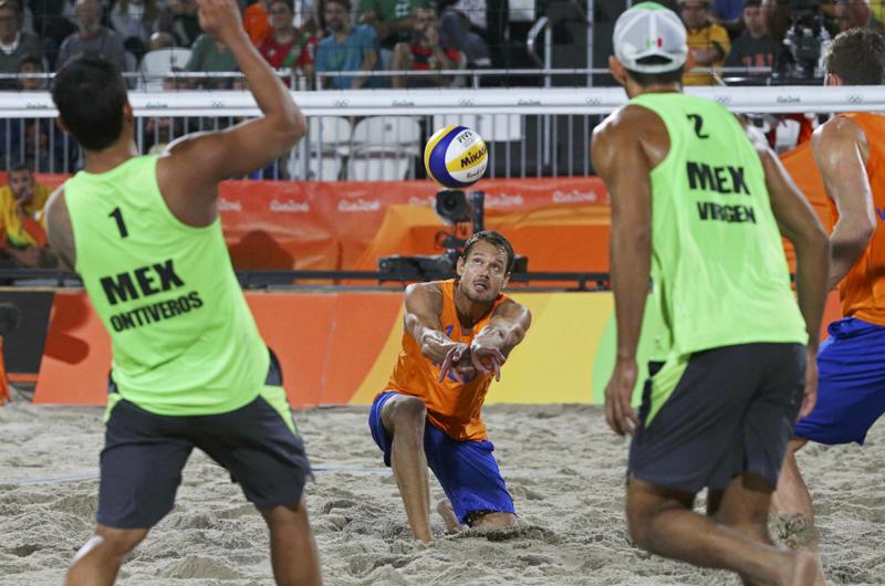 México competirá con 10 parejas en Tour Mundial de Voleibol
