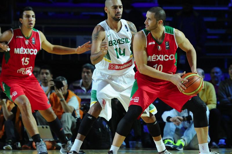 México ante Argentina, Uruguay y Panamá en Copa Mundial de Baloncesto