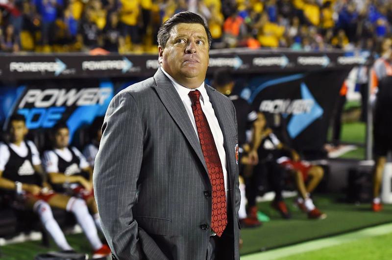 """""""Piojo"""" Herrera considera que Almeyda es el indicado para tomar al """"Tri"""""""
