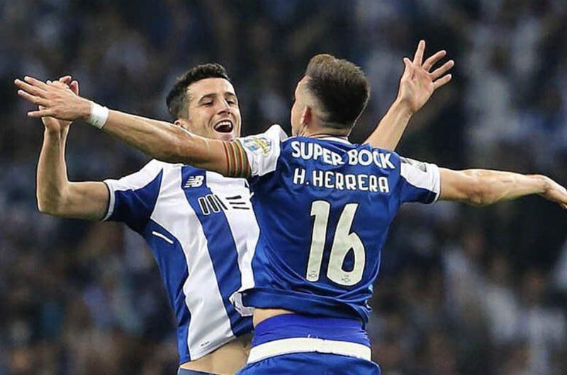 Con Porto, Herrera y