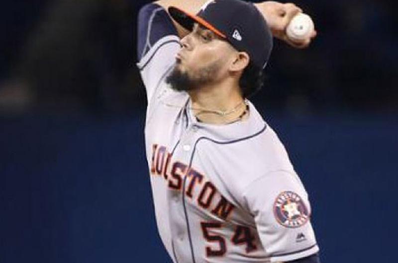 Luce Roberto Osuna en maratónico juego en favor de Astros 3-2 a Houston