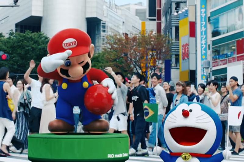 Gran pasión en Japón por los Juegos Olímpicos Tokio 2020