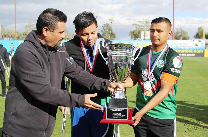 LV Mayor Soccer League: Deportivo Limón... colgado de un balón