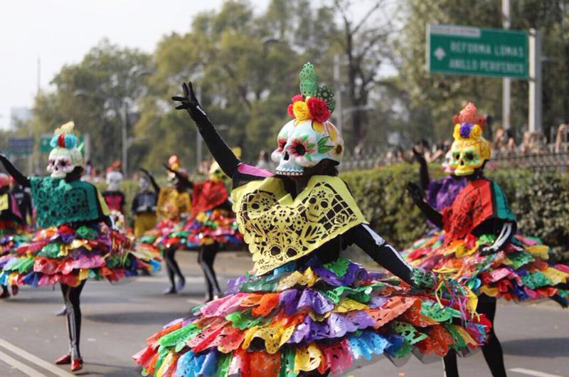 Anuncian celebración de Día Muertos en CDMX