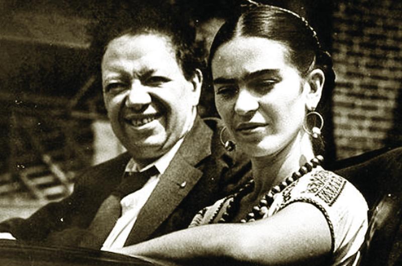 Larraín desea explorar a Frida Kahlo y Diego Rivera en el cine