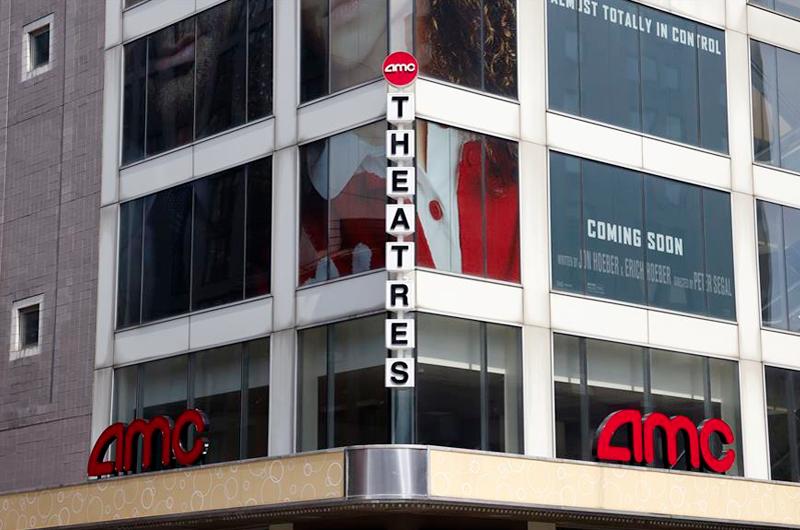 La cadena de cines AMC podría quedarse sin liquidez a final de año