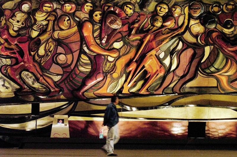 Casa Morton subastará una pintura del muralista mexicano Siqueiros